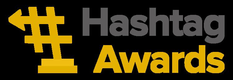 Hashtag Awards Logo - Anchor Marketing Agency Making Waves
